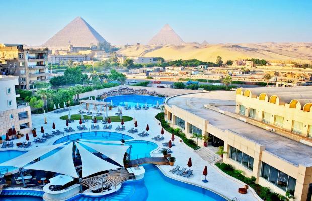 фото Le Meridien Pyramids изображение №2