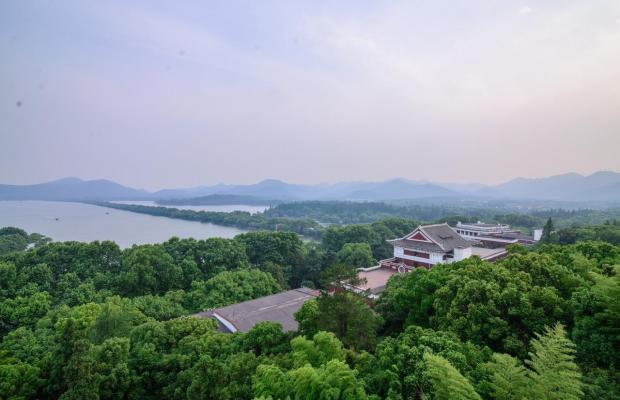 фотографии отеля Shangri-La Hotel Hangzhou изображение №35