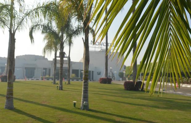фотографии отеля Novotel Cairo Airport изображение №27