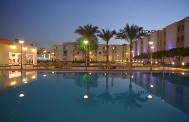 фото Novotel Cairo Airport изображение №14