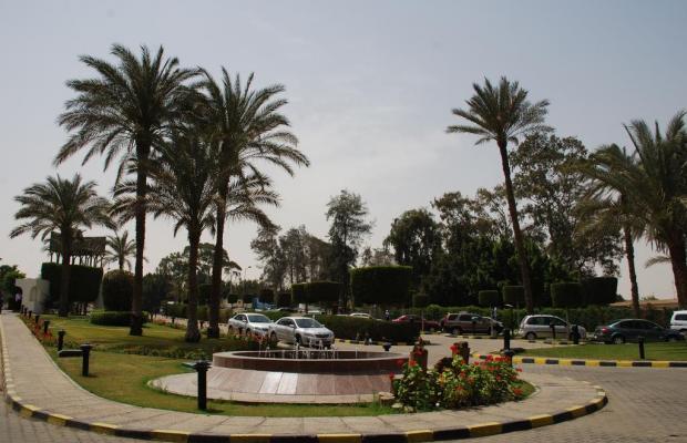 фото Pyramids Park Resort Cairo (ех. Intercontinental Pyramids) изображение №22