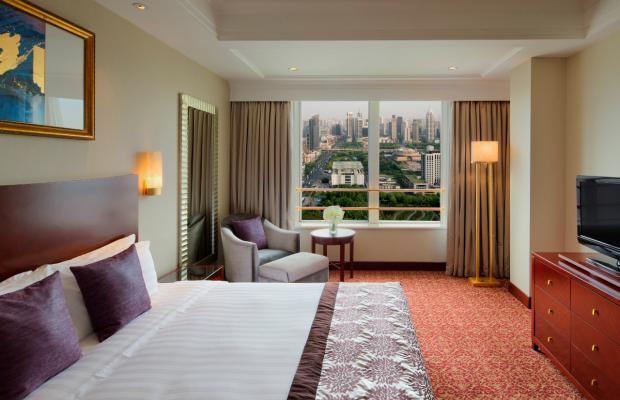 фото Radisson Blu Hotel Shanghai New World изображение №18