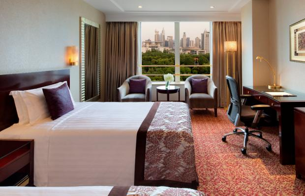 фотографии Radisson Blu Hotel Shanghai New World изображение №16
