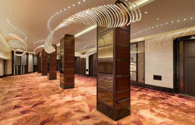 фотографии отеля Kerry Hotel Pudong изображение №63