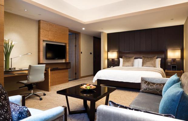 фотографии отеля Kerry Hotel Pudong изображение №23