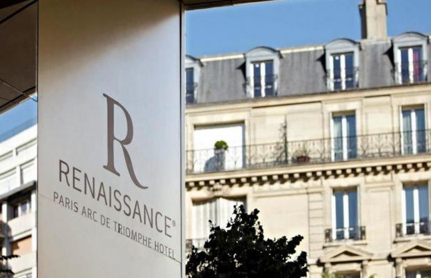 фото Renaissance Paris Arc De Triomphe изображение №2