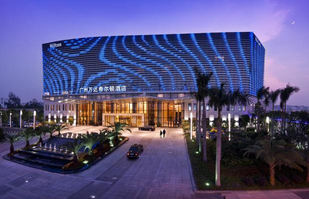 фотографии Hilton Guangzhou Baiyun изображение №36