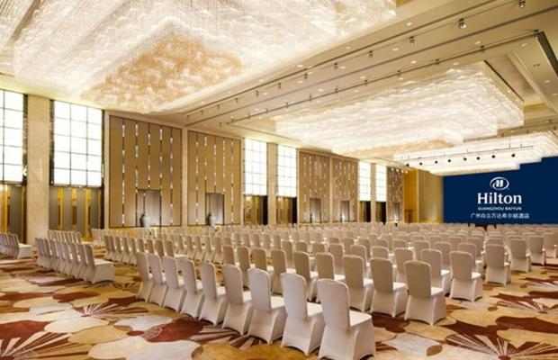 фотографии отеля Hilton Guangzhou Baiyun изображение №19