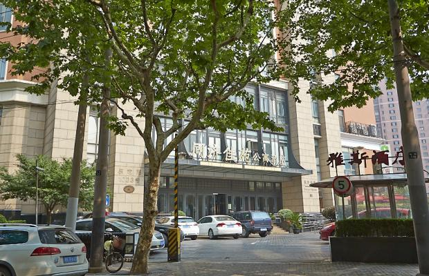 фото Tongji Garden Apartment Hotel Shanghai (ex. Tong Ji Garden Service Apartment) изображение №2