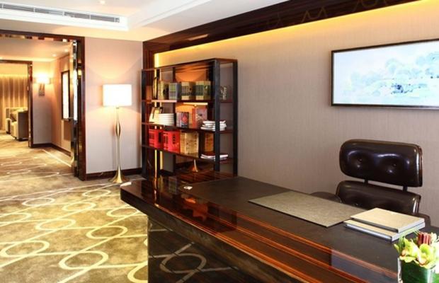 фотографии отеля Hilton Shanghai Hongqiao изображение №11