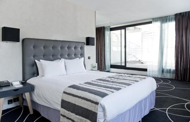 фотографии отеля Holiday Inn Paris Montparnasse Pasteur изображение №15