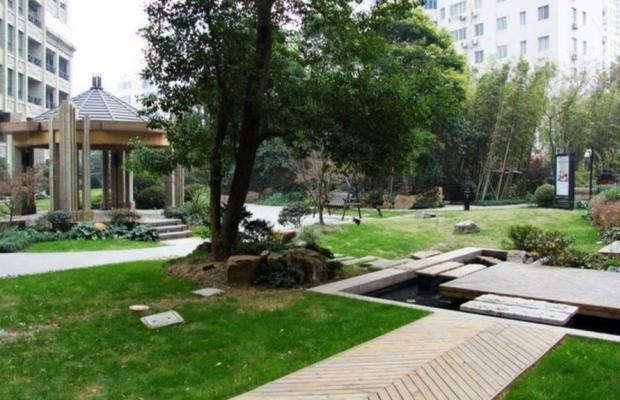 фото Lee Gardens Hotel Shanghai (ex. Xuhui International Executive Suites Shanghai) изображение №14