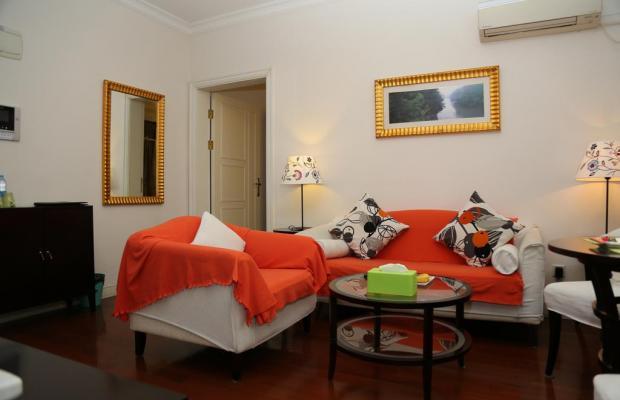 фотографии отеля Ladoll Service Apartments изображение №3