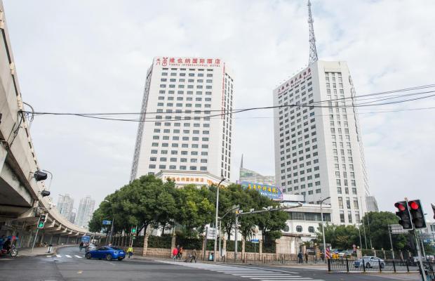 фото отеля Vienna International Shanghai Railway Station LongMen Branch (ex. Longmen Hollyear) изображение №1