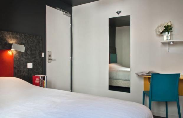 фотографии Hotel des Metallos (ex. L'Hotel de Mericourt) изображение №12