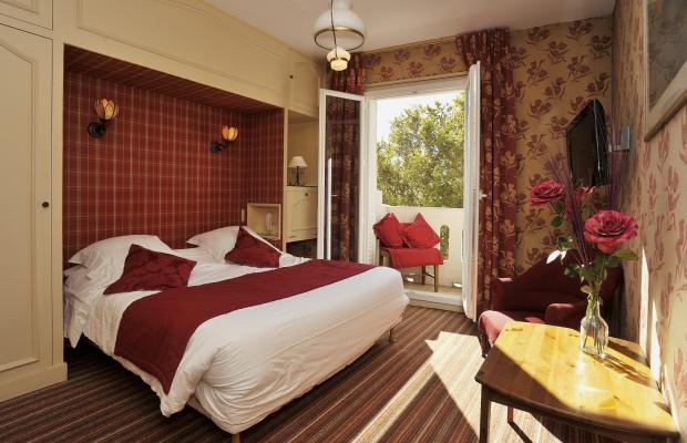 фотографии отеля Hotel George Sand изображение №15