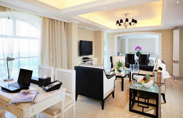фото отеля Dorsett Shanghai (ex. Yue Shanghai) изображение №21