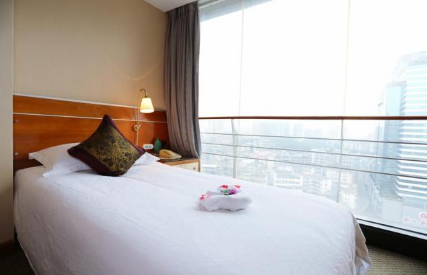 фотографии Yihe Hotel Ouzhuang изображение №36