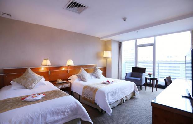 фотографии отеля Yihe Hotel Ouzhuang изображение №35