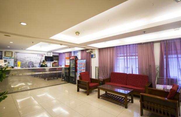 фотографии отеля Motel 168 Shanghai Changping Road изображение №3