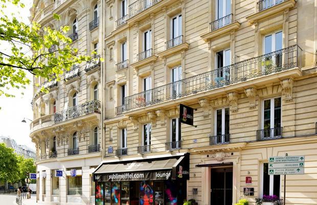 фото отеля Hotel Sublim Eiffel изображение №1