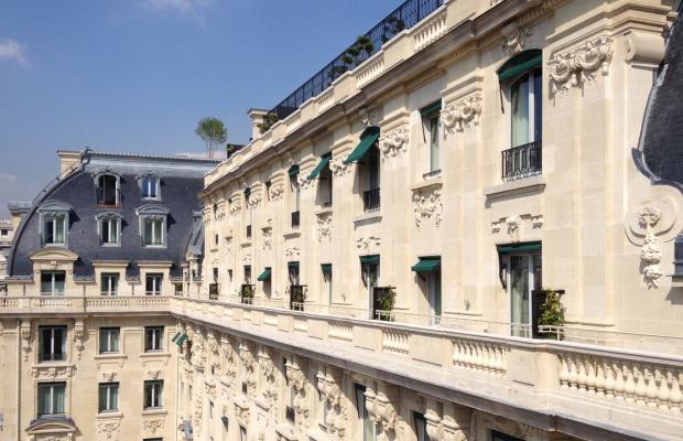 фотографии отеля Hotel The Peninsula Paris изображение №3
