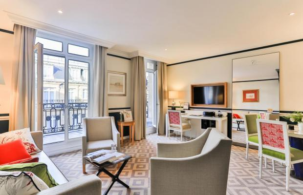 фотографии отеля Fraser Suites Le Claridge Champs-Elysees (ex. Claridge Champs-Elysees) изображение №43