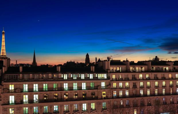 фотографии отеля Fraser Suites Le Claridge Champs-Elysees (ex. Claridge Champs-Elysees) изображение №15