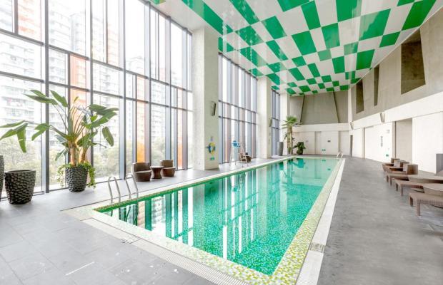 фото отеля Holiday Inn Shanghai Hongqiao West изображение №53