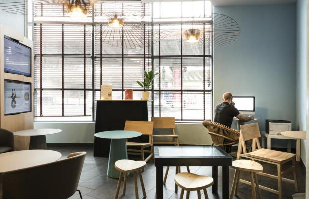 фотографии Novotel Suites Paris Nord 18eme изображение №20