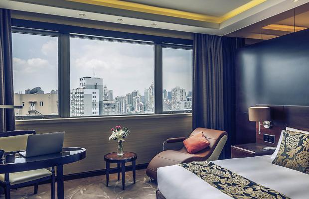 фото отеля Mercure Shanghai Royalton (ex. Royalton Hotel Shanghai) изображение №9