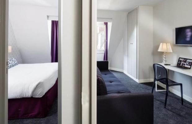 фотографии отеля Hotel Paris Vaugirard (ex. Terminus Vaugirard) изображение №3