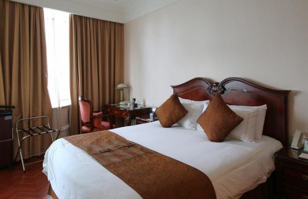 фотографии отеля Oriental Riverside Hotel Shanghai изображение №39