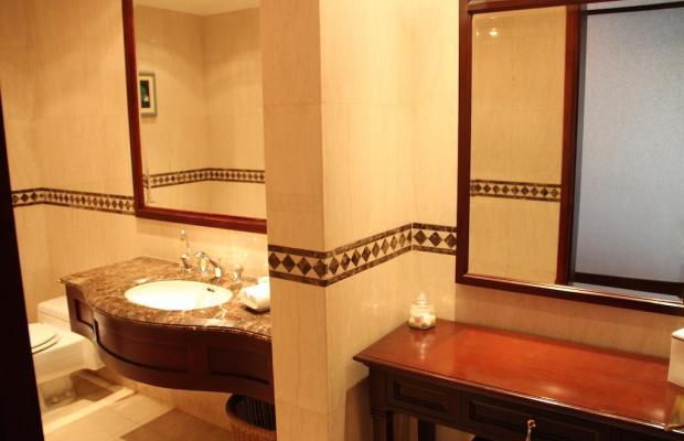 фотографии отеля Oriental Riverside Hotel Shanghai изображение №7