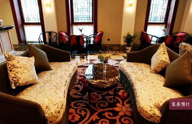 фотографии отеля Kingswell Hotel Tongji (ех. Days Hotel Tongji) изображение №3