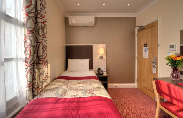 фотографии отеля Comfort Inn Buckingham Palace Road изображение №23