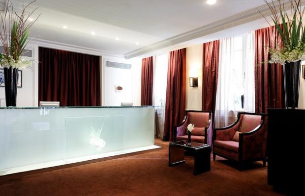 фото отеля La Tremoille изображение №61