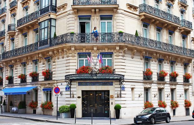 фото отеля La Tremoille изображение №1