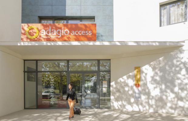 фото отеля Adagio Access Vanves Porte De Versailles (ex. Citea Vanves Porte De Versailles) изображение №1