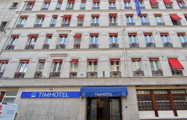 фото отеля Timhotel Paris Gare de l`Est (ex. Villa St Martin) изображение №1