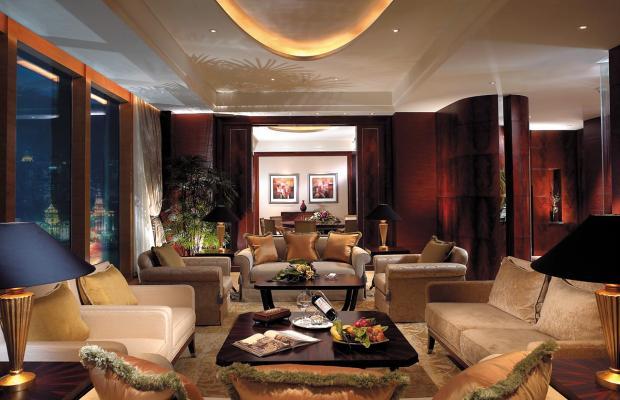 фотографии Shangri-La Pudong  изображение №36