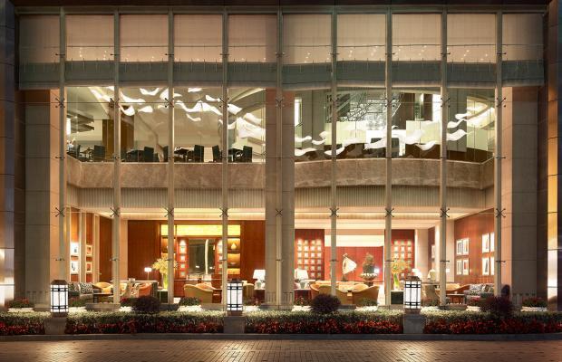 фотографии отеля Shangri-La Pudong  изображение №7