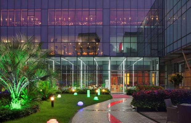 фото Grand Mercure Shanghai Century Park (ex. Radisson Hotel Pudong Century Park) изображение №26