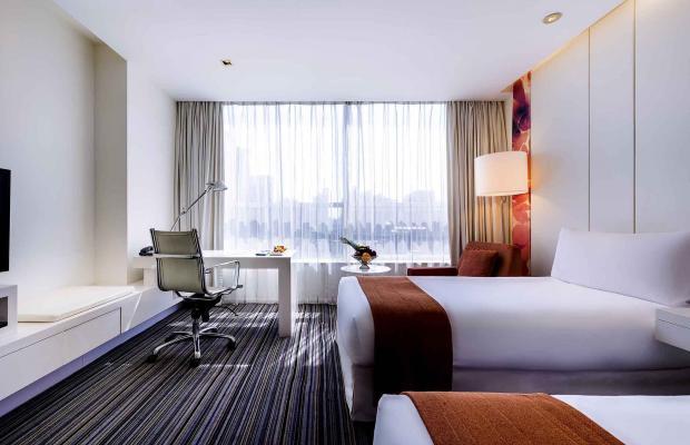 фотографии отеля Grand Mercure Shanghai Century Park (ex. Radisson Hotel Pudong Century Park) изображение №7