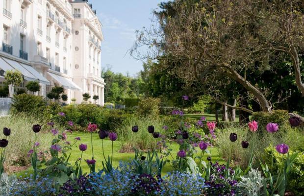 фотографии отеля Waldorf Astoria Hotels & Resorts Trianon Palace Versailles изображение №31