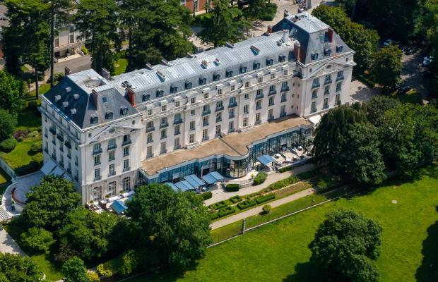 фото отеля Waldorf Astoria Hotels & Resorts Trianon Palace Versailles изображение №1