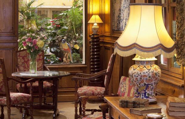 фото отеля Left Bank Saint Germain (ех. Best Western Left Bank-st. Germain) изображение №49