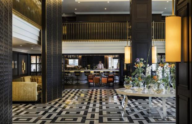 фотографии отеля Hilton Vienna Plaza изображение №11