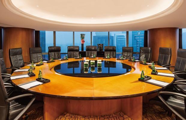 фотографии отеля InterContinental Shanghai Pudong изображение №27