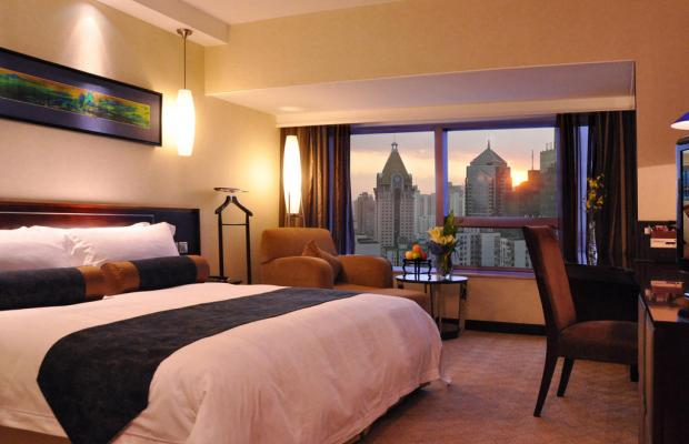фотографии отеля Shanghai Grand Trustel Purple Mountain Hotel (ex. Shanghai Purple Mountain) изображение №31